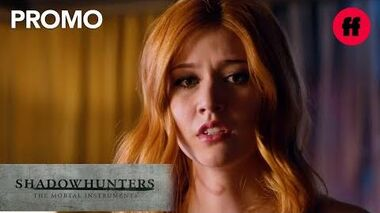 Shadowhunters Season 1, Episode 4 Promo Raising Hell Freeform