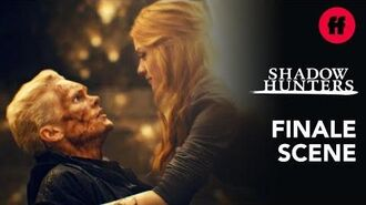 Shadowhunters Series Finale Clary Defeats Jonathan Freeform