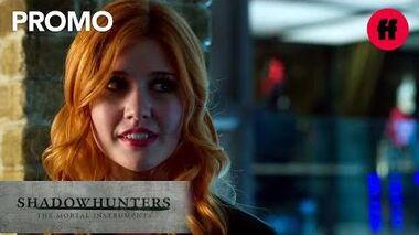 Shadowhunters Season 1, Episode 3 Promo Dead Man's Party Freeform
