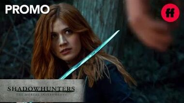 Shadowhunters Season 2, Episode 16 Promo Day of Atonement Freeform