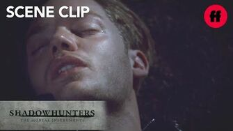 Shadowhunters Season 2, Episode 20 Jace's Life Comes to an End Freeform