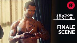 Shadowhunters Series Finale Luke Becomes a Shadowhunter Again Freeform