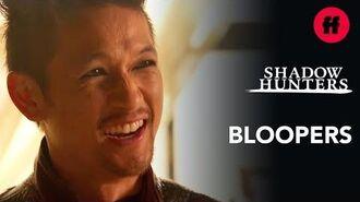 Shadowhunters Season 3B Bloopers Part 4 Freeform