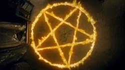 Edom pentagramme