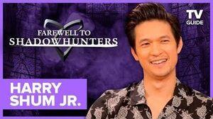 Farewell to Shadowhunters Harry Shum Jr