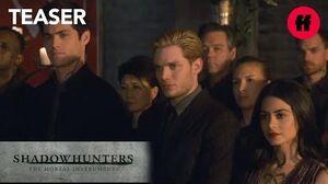 Shadowhunters Season 3 Teaser The Legends Are True Freeform