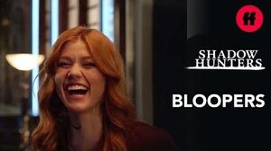 Shadowhunters Season 3B Bloopers Part 3 Freeform