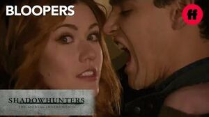 Shadowhunters Bloopers Season 2, Part 1 Freeform