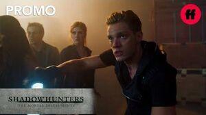 Shadowhunters Season 1 Promo Season Premiere Freeform