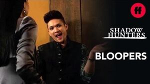 Shadowhunters Season 3A Bloopers Part 3 Freeform
