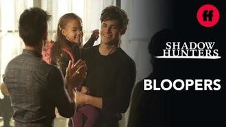 Shadowhunters Season 3B Bloopers Part 2 Freeform