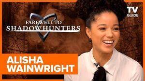 Farewell to Shadowhunters Alisha Wainwright Teases Maia and Simon's Final Moments