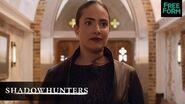 Shadowhunters Season 1, Episode 5 Sneak Peek Clary Meets Maryse Freeform
