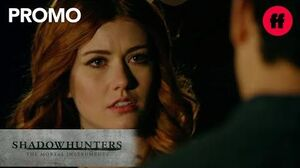 Shadowhunters Season 2, Episode 8 Promo Some Things Are Better Left Unsaid Freeform