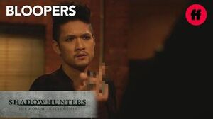 Shadowhunters Bloopers Season 2, Part 2 Freeform