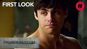 Shadowhunters Season 3B Malec Sneak Peek Freeform