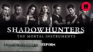 "Ruelle - ""This is the Hunt"" Music Shadowhunters EP Season 2 Freeform"