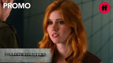 Shadowhunters Season 1, Episode 8 Promo Bad Blood Freeform