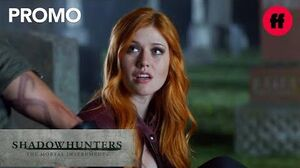 Shadowhunters Season 1 Trailer Love Triangle Freeform