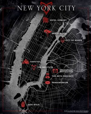 New York carte