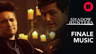 "Malec Reunited in Edom Shadowhunters Series Finale Music Mark Diamond - ""Find You"""