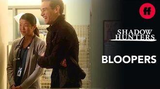 Shadowhunters Season 3B Bloopers Part 5 Freeform