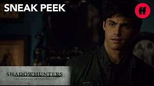 Shadowhunters Season 3 Sneak Peek Malec Freeform
