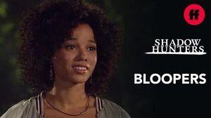 Shadowhunters Season 3A Bloopers Part 1 Freeform