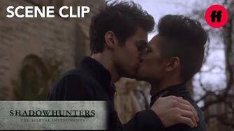 Shadowhunters Season 2, Episode 10 Malec Says I Love You Freeform