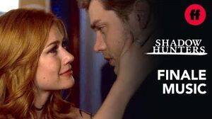 """Clace's Love Will Never Die Shadowhunters Series Finale Music Emmit Fenn - """"1995"""""""