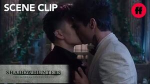 Shadowhunters Season 1, Episode 12 Magnus Stops Alec's Wedding Freeform