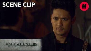 Shadowhunters Season 2, Episode 20 Malec Gets Back Together Freeform