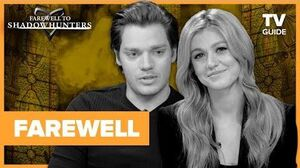 Shadowhunters Cast Says Goodbye to Fans Farewell to Shadowhunters