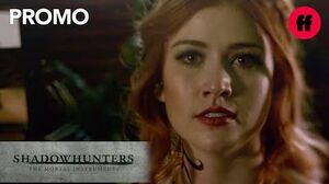 "Shadowhunters Season 2, Episode 8 Promo ""The Truth Is Out"" Freeform"