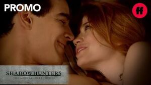 Shadowhunters Season 2B Trailer Love Triangle Freeform