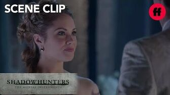 Shadowhunters Season 1, Episode 12 Alec's Wedding Freeform