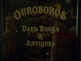 Ouroboros : livres anciens & antiquités