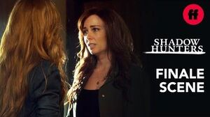 Shadowhunters Series Finale Jocelyn Returns to Deliver a Warning Freeform