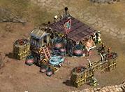 Barracks Level 10