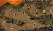 Save Santa Claus - Lv10 - route map