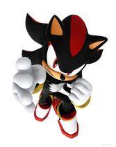 Sonic Rivals 2 shadow ok