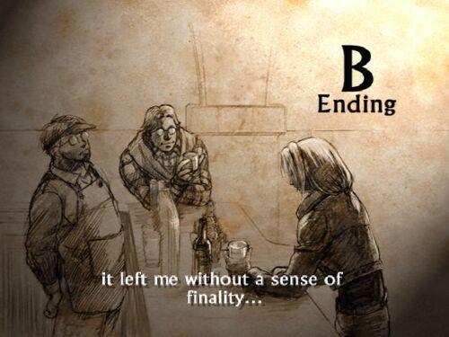 Ending B