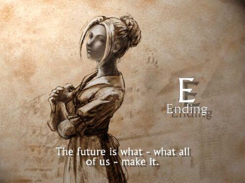 EndingE