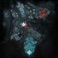 Темный Властелин-Воспоминание Горгорот (карта)