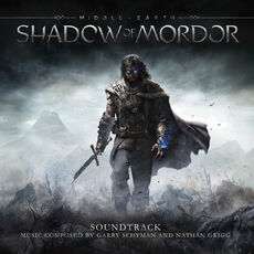 Middle Earth Shadow Of Mordor - OST
