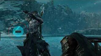 Middle earth Shadow of War Огонь изо льда-0