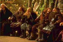 Dwarves in LOTR