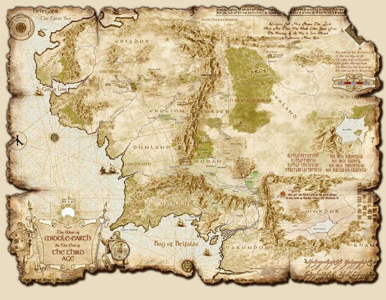 Mittelerde Karte Herr Der Ringe.Mittelerde Mordors Schatten Wikia Fandom Powered By Wikia