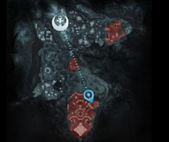 Харадримское ожерелье (карта)