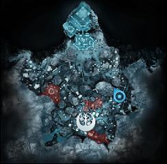 Карта Тарелка истерлингов